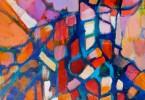 Arbre de vie - Acrylique sur toile - 24x30cm